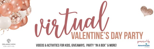 Virtual Valentine's Day Party!