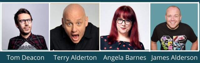 Comedy Evening and Pop-Up Beer Bar