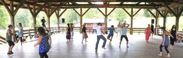 Belonging ~ an Outdoor Dance and Movement Retreat