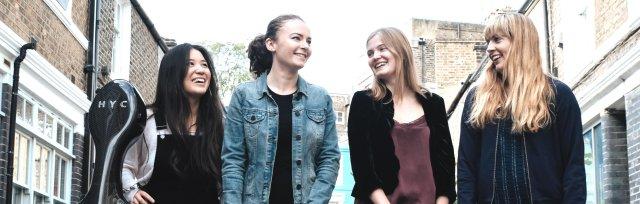 St Ives September Festival : 'The Halcyon Quartet'