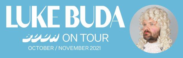 Luke Buda - BUDA Album Release Tour