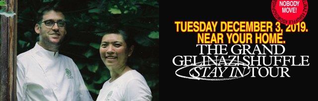 Bo Songvisava & Dylan Jones (Bo.lan) — THE GRAND GELINAZ! SHUFFLE STAY IN TOUR