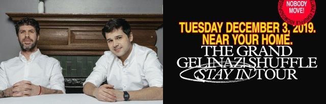 Paulo Airaudo & Rafael Cagali (Da Terra) — THE GRAND GELINAZ! SHUFFLE STAY IN TOUR