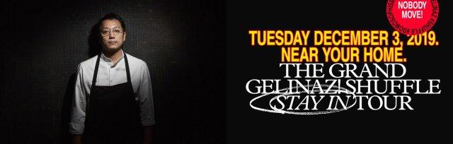 Yoji Tokuyoshi (Alter Ego) — THE GRAND GELINAZ! SHUFFLE STAY IN TOUR
