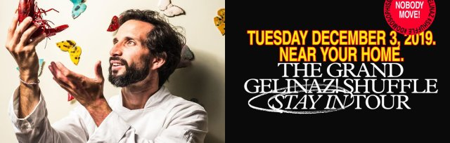 [SOLD OUT] José Avillez (Belcanto) — THE GRAND GELINAZ! SHUFFLE STAY IN TOUR  — join waiting list 👇👇