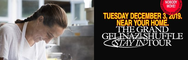 Gabriela Cámara (Cala) — THE GRAND GELINAZ! SHUFFLE STAY IN TOUR