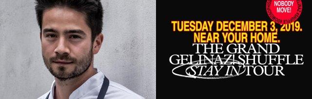 Jeremy Chan (Ikoyi) — THE GRAND GELINAZ! SHUFFLE STAY IN TOUR