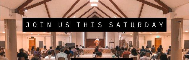 CHC Saturday Worship Gathering
