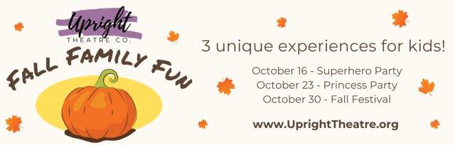 Fall Fun at Upright!
