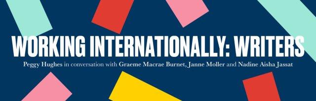 Working Internationally: Writers
