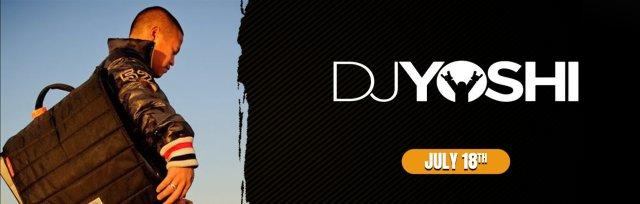 SUNDAY BRUNCH with DJ DJ Yoshi - 3PM Seating