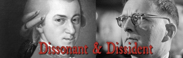 Dissonant and Dissident (Waldoboro)