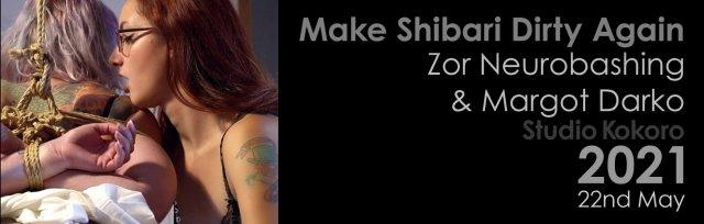Kokoro Live: Make Shibari Dirty Again: A Sexual Approach to Shibari / Kinbaku
