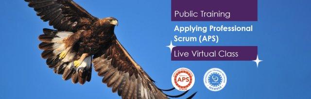 Applying Professional Scrum (APS)