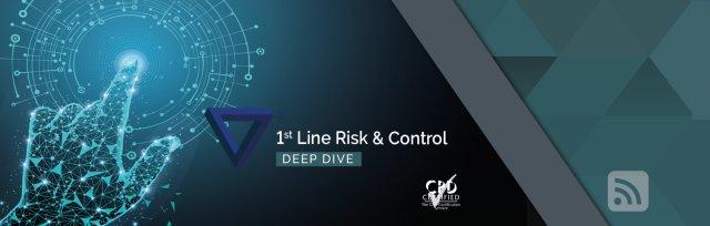 Deep Dive - 1LoD Risk & Control (Non-UK Bookings)