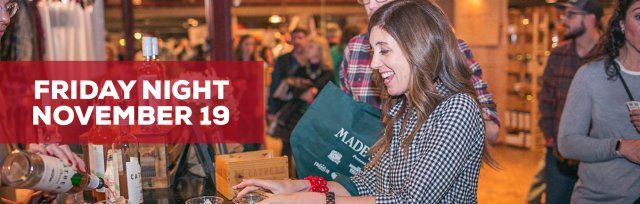 2021 Holiday Market - VIP Preview Party