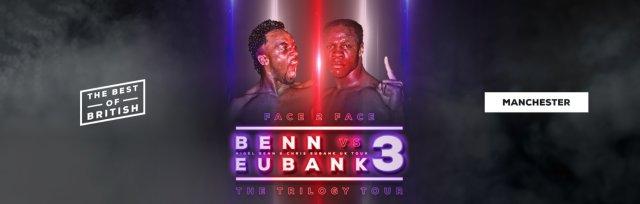 An Evening With Benn And Eubank snr: MANCHESTER