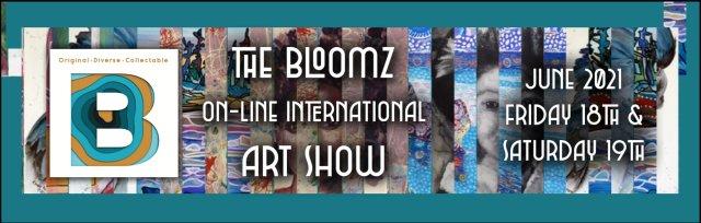 The Bloomz Arthouse – International Art Show June 2021