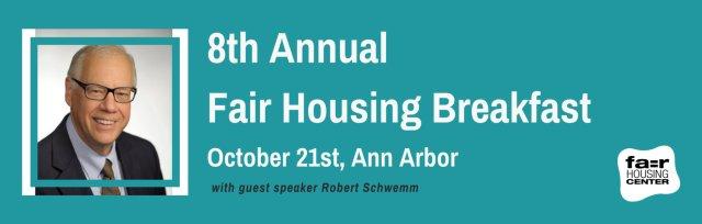 8th Annual Fair Housing Breakfast Event