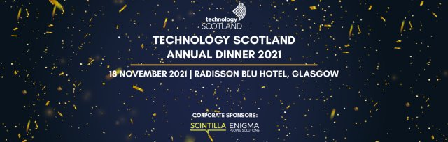 Technology Scotland Annual Dinner 2021