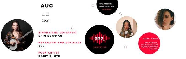 APO Acoustics [Public Tickets]