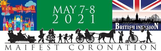 2021 Maifest and Coronation