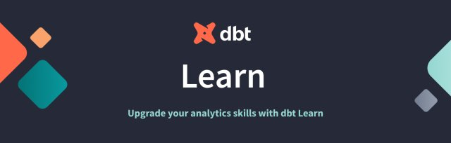 dbt Learn: Distributed | October 25-27, 2021 | UTC+2/Europe