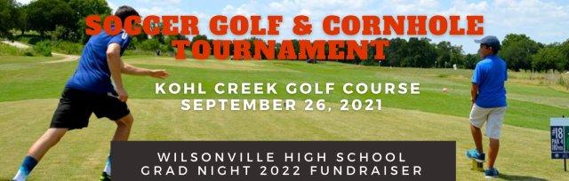 Soccer Golf & Cornhole Tournament