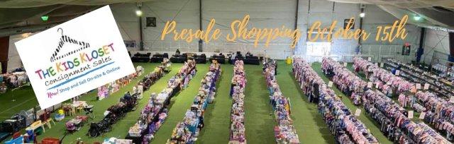 The Kids Kloset Nassau In Person Fall/Winter Pop Up Pre-sale