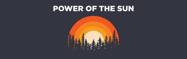 Power of the Sun PM 4th-6th Grades