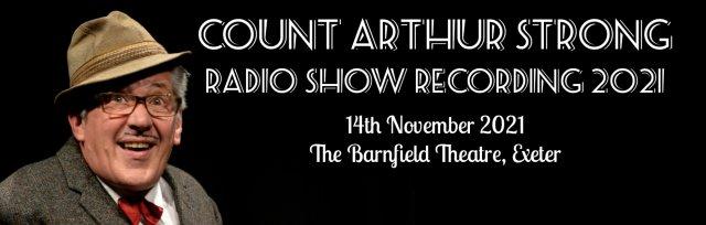 Count Arthur Strong's Xmas Radio Show! 2021