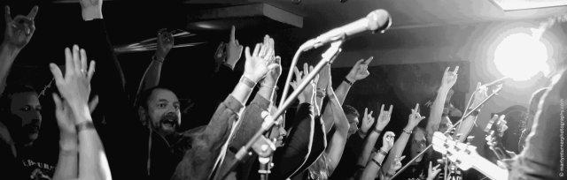 Melbourn Rock Club : Blind River + Daxx & Roxane + Brazen Bull