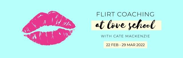Flirt Coaching at Love School