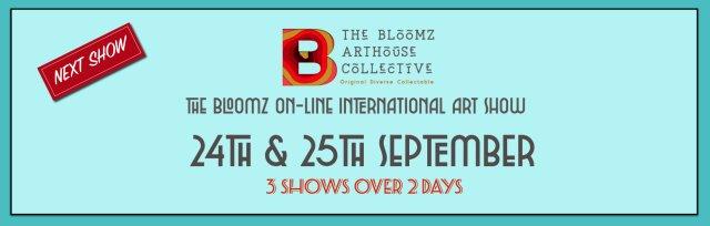 The Bloomz Arthouse – International Art Show September 2021