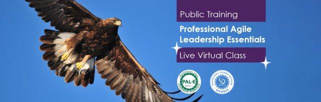 Professional Agile Leadership - Essentials (PAL-E)
