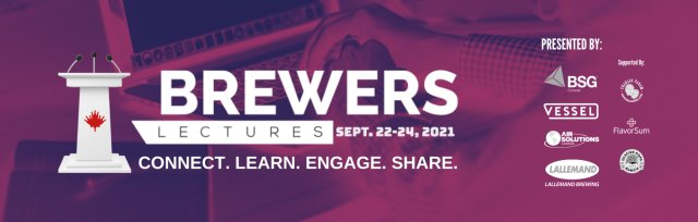 Brewers Lectures LIVE | Fall 2021 Session