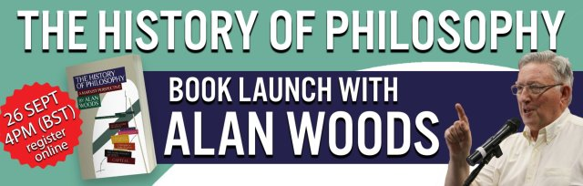 The History of Philosophy: A Marxist Perspective – Book Launch