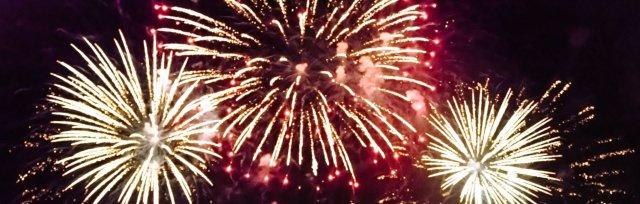 Long Crendon Fireworks 2021!