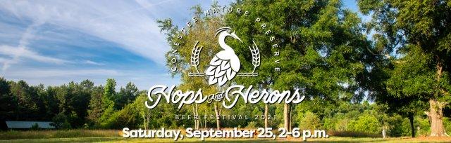 Hops and Herons Beer Festival