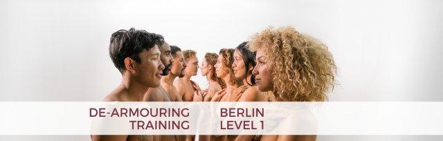De-Armouring Training - Level 1 - Berlin - Sep 2021