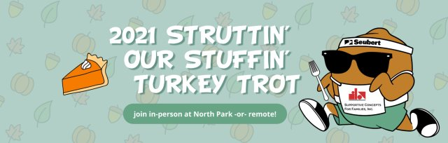2021 Seubert Struttin' Our Stuffin' Turkey Trot