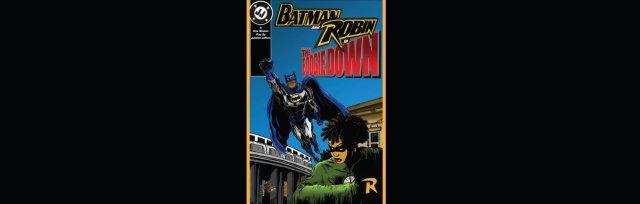 Batman & Robin In The Boogie Down