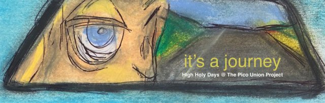 It's a Journey - High Holy Days 2021