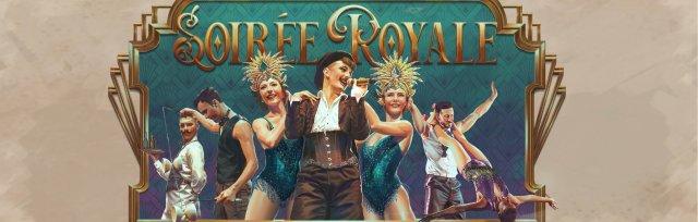 Party like Gatsby London - Soirée Royale