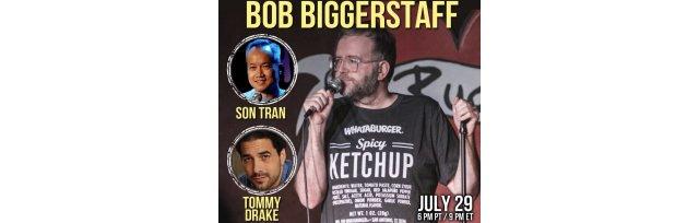 Bob Biggerstaff: Live Stand-up Comedy