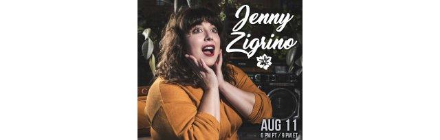Jenny Zigrino: Live Stand-up Comedy
