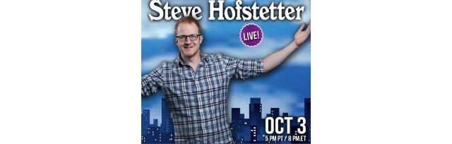 Steve Hofstetter: Live Stand-up Comedy