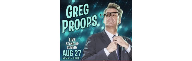 Greg Proops: Live Stand-up Comedy