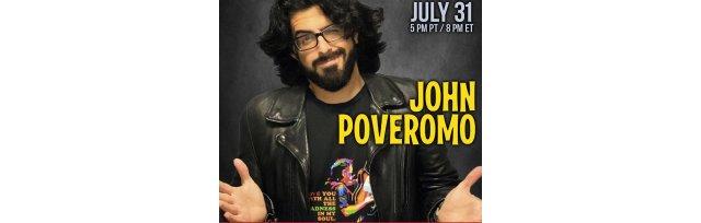 John Poveromo: Live Stand-up Comedy