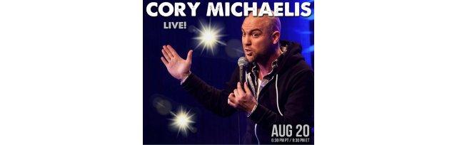 Cory Michaelis: Live Stand-up Comedy